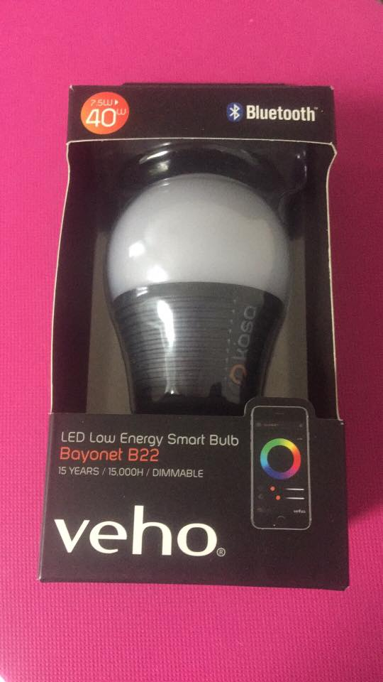 Maplin Kasa smart bulb review!