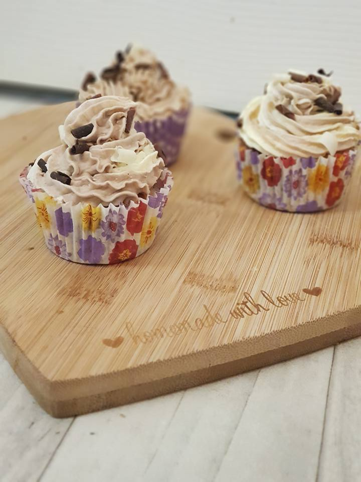 Chocolate Marble Cupcakes
