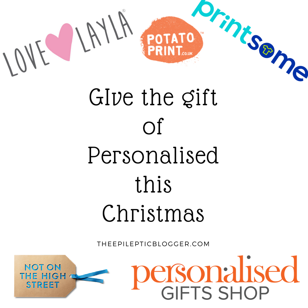 Give the personalised touch this Christmas.