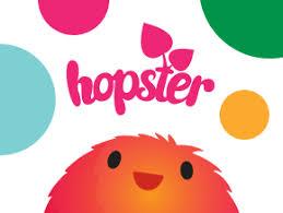 hopster kids app logo
