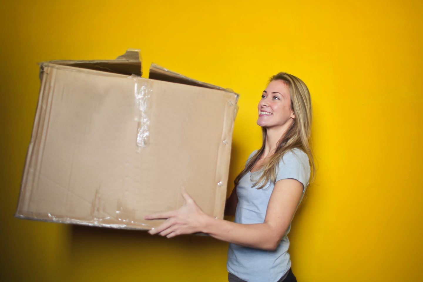 Do You Have to Waste Food when Packing for a Move?